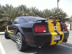 Johny's 2005 Ford Mustang GT