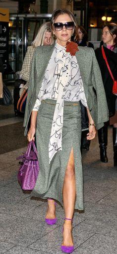 Olivia Palermo Style, Sweet Style, Victoria Beckham, Style Icons, Elegant, Celebrities, Amazing, Skirts, Fashion