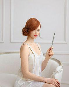 Elegante Frisuren selbst gemacht   evet ich will - das türkische Hochzeitsportal