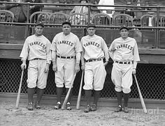 35467a6800b Yankees Murderer s Row Between 1927 and 1930 ~ Gehrig