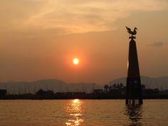 Magische Momente auf dem #inlelake in #myanmar  #burma