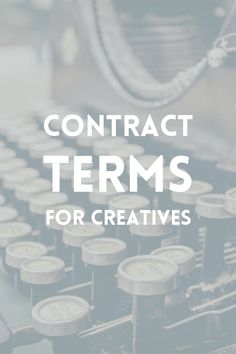 A design contract can often be scary to your clients, but contracts are also a great way to protect yourself and your customers. Never work without one.