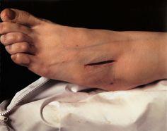 Andres Serrano, The Morgue, 1992