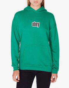 Obey Womens Nowell Pullover