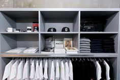 A Look Inside WACKO MARIA's First Flagship Location