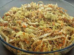 Imagem da receita Salada de acelga e cenoura agridoce