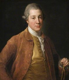 The Right Honourable John Staples (1736–1820), PC, MP by Pompeo Batoni, c.1773-1774