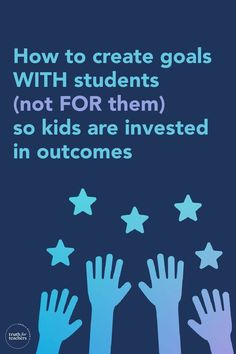 I came to understand the magic combining student-centered goals with reflection throughout the learning process. From the beginning of the unit until the end, inviting students to think about… More Learning Goals, Learning Process, Strategic Roadmap, Create A Timeline, Reflection Questions, Classroom Management Strategies, Make A Plan, Small Groups, Investing