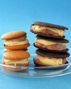 Chocolate sandwich cookie recipe martha stewart