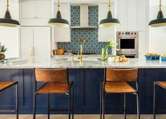6 Kitchen Design Trends That Will Be Huge in 2017 via @PureWow