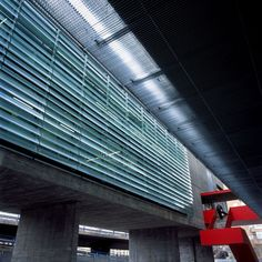 Sede de la EMT  Estudio Cano Lasso Arquitectos