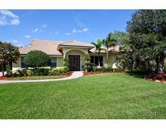 This Is A Very Beautiful Custom Estate Home With Four Beds And Five Baths