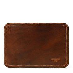 J.W. Hulme Leather Mouse Pad