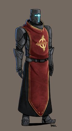 Orthodoxian Templar by Blazbaros.deviantart.com on @DeviantArt