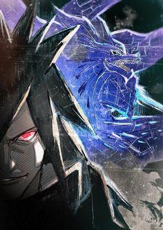 The man himself - Uchiha Madara Anime Naruto, Naruto Shippuden Sasuke, Madara Vs Hashirama, Naruto Madara, Naruto Fan Art, Wallpaper Naruto Shippuden, Naruto Wallpaper, Boruto, Sasuke Sarutobi