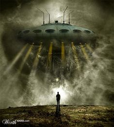 Have you noticed since everyone has a cell phone these days no one talks about seeing UFOs like they used to?