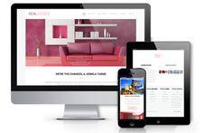 Real Estate Broker - Template Bất động sản cho Joomla