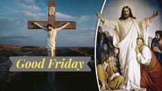 Holy 'Happy Good Friday' Quotes, Images, Wishes, Messages & Pics Good Friday Images, Happy Good Friday, Friday Pictures, Happy New Year Images, Good Friday Message, Friday Messages, Friday Wishes, Wishes Messages, Good Friday Quotes Religious