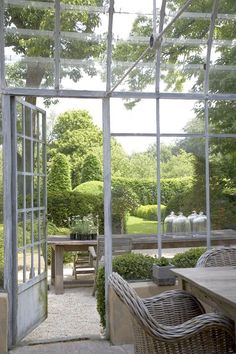 25 amazing greenhouses (warning for summer lovely pictures) - Comfortable home