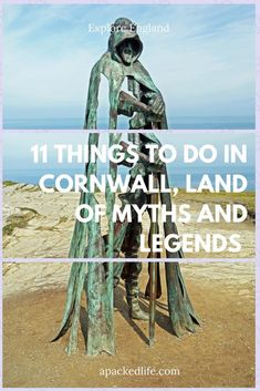From rugged coasts to fishing villages, and the legends of King Arthur, come and explore. 11 Things To Do In #Cornwall, Land of Myths and Legends - From wild coasts at Land's End and Tintagel to the fishing port of Mousehole, Cornwall's got all kinds of maritime pleasures. Visit the Lost Gardens of Heligan, the Eden Project and the arty community of St Ives to enjoy the beauty of this south west corner of #England.