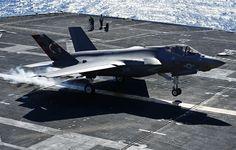 Navy to test F-35C Lighting II aboard the USS Dwight D. Eisenhower