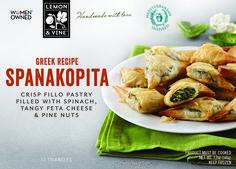 Αποτέλεσμα εικόνας για spanakopita packaging Spanakopita, Greek Recipes, Spinach, Crisp, Frozen, Turkey, Meat, Cooking, Kitchen