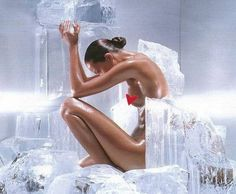 Check out whole body cryotherapy for skin tightening (camo that cellulite girls!)