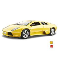 """Автомодель Lamborghini Murcielago (1:24) Bburago  Цена: 299 UAH  Артикул: 18-22054  Масштабированная лицензионная модель автомобиля серии """"Bijoux"""" станет прекрасным подарком не только для маленького """"автолюбителя"""", но и для взрослого коллекционера.  Подробнее о товаре на нашем сайте: https://prokids.pro/catalog/igrushki/igrushki_dlya_malchikov/avto_moto_tekhnika/avtomodel_lamborghini_murcielago_1_24_bburago/"""
