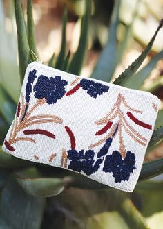 Iris Pouch in Multi Guilt Free, Iris, Pouch, Spring, How To Wear, Summer, Fashion, Moda, Summer Time