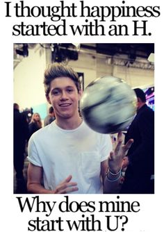 It sounds stupid but yeah even though me and One Direction haven't been crazy about each other lately he has always been stuck in the back of my mind. <3