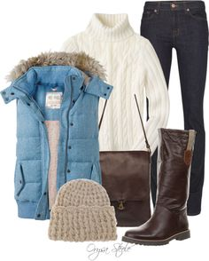 Weather Girl outfit