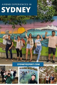 Looking for something to do in Sydney? One great way to get to know the city better is to spend some time with a passionate local who is ready to show you their favourite parts of the city. These Airbnb Experiences give locals and visitors a chance to find hidden gems and new places to visit across Sydney.  #Sydney Visit Australia, Sydney Australia, Australia Travel, Australia Destinations, Travel Destinations, Travel Articles, Travel Tips, Travel Ideas, Fiji Travel