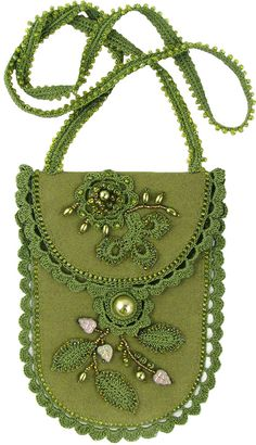 ... Little purses on Pinterest Coin purses, Crochet pouch and Sachets