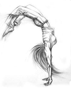 capoeira fighter 1 by Kuroi-Sama on DeviantArt