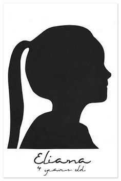 making Silhouette's would be fun art to do with early american-colonial study