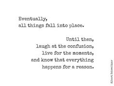 via | just keep life simple....and eventually all things will fall into place.....