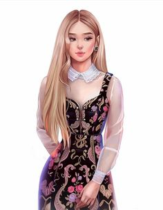 Trendy Fashion Ilustration Art Drawing Paintings , Trendy Fashion Ilustration Art Drawing Paintings , Blackpink Source by ccemrecoskuun. New Fashion, Trendy Fashion, Fashion Art, Fashion Design, Adaline, Black Pink Kpop, Chica Cool, Blackpink Photos, Illustration Mode