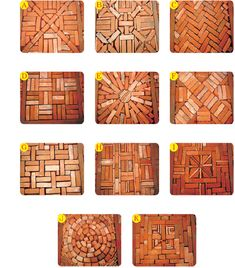 what is the size of a paving brick - Google Search