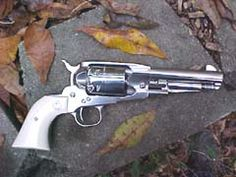 """Ruger's 5 ½"""" Old Army Revolver"""