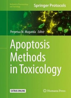 Apoptosis Methods in Toxicology PDF - http://am-medicine.com/2016/05/apoptosis-methods-toxicology-pdf.html