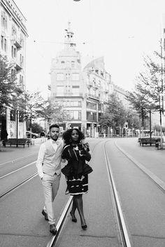 Switzerland elopement photography by Melissa Spilman Photography European Wedding, Top Wedding Photographers, Romantic Photos, Documentary Wedding Photography, Elopement Inspiration, Wedding Story, Beautiful Couple, Engagement Shoots, Old Town