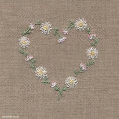 Daisy Chain Heart
