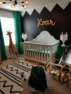Nursery by designer Christine Di Annie