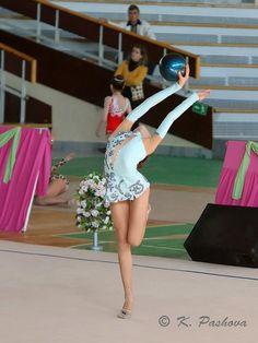 Rhythmic Gymnastics Leotard SOLD
