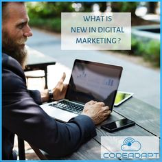 WHAT IS NEW IN DIGITAL MARKETING? We are always up to date about the latest marketing tactics, that can boost your business. Code adapt is the leading digital marketing company, which can help your business to grow. Best Web Development Company, Seo Specialist, Seo Sem, Marketing Tactics, Best Seo, Web Design Company, Digital Marketing Services, Programming, Coding