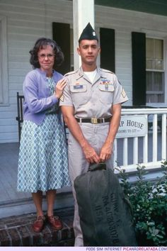 Sally Field and Tom Hanks