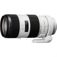 Sony 70-200mm f/2.8 G SSM II Objektiv