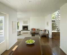 Cary Bernstein Architect Potrero House - modern - living room - san francisco - Cary Bernstein Architect