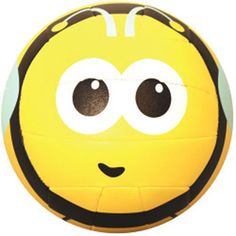 What's all the buzz about? This new bee volleyball from Molten!