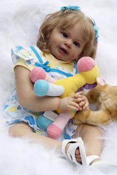 Katie Marie by Ann Timmerman Reborn Toddler Girl Millena Moon Atelier
